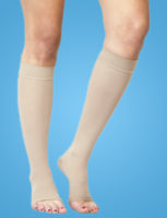 fd60569f79 MEDICAL COMPRESSION STOCKINGS BELOW KNEE- CLASS I (PAIR)